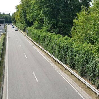 RAU Lärmschutzwand - ökologischer Lärmschutz an Straßen
